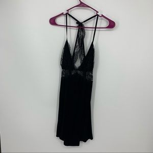 Avidlove 2xl black Lace Chemise teddy